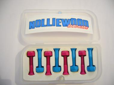 Nolliewood Montagesatz pink/blue